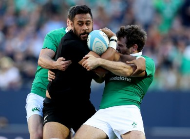 Tuipulotu faced Ireland in Chicago in November.