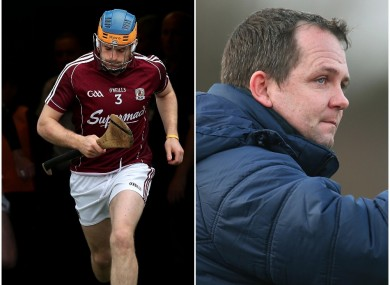 Galway's Paul Killeen was the goalscoring hero for LIT tonight.