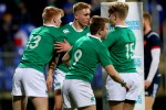 Ireland U20s hold out after second-half Six Nations scare against France