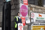 Irish Rail and Dublin Bus could face delays as Bus �ireann strike comes to Leinster House