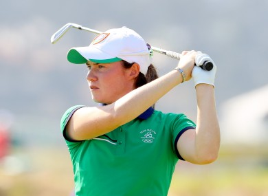 Leona Maguire tasted victory again last night as she continues to show why she's the best player in the world.