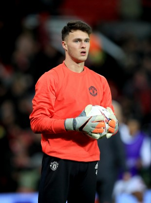 Kieran O'Hara is highly rated at Manchester United.