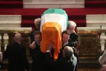 Love and respect as Martin McGuinness made his final journey around the town that loved him so well
