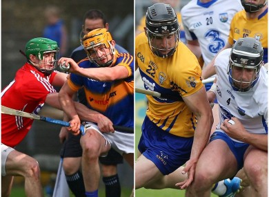 Seamus Harnedy, Ronan Maher, John Conlon and Noel Connors will all be in action.
