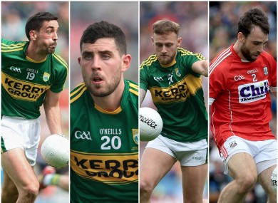 Maher, Geaney, Keane and O'Driscoll all handed starting berths.