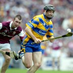 The centre-back won All-Ireland senior medals in 1995 and 1997 along with three All-Star awards.<span class=