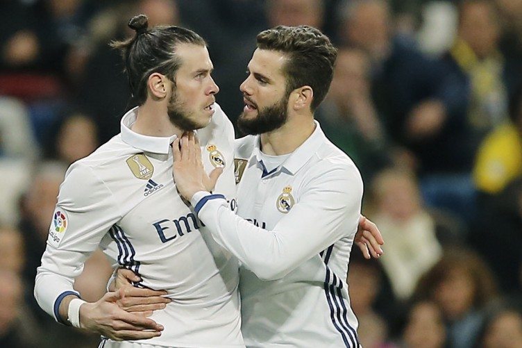 watch gareth bale gets first red card of real career for lashing
