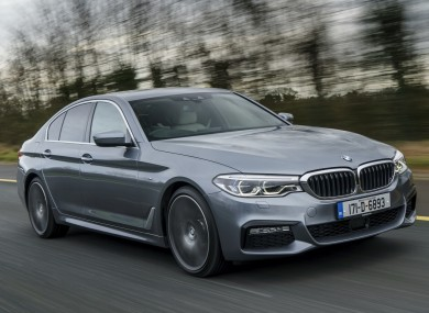 5 ways the BMW 5 Series has changed through 5 decades · TheJournal.ie