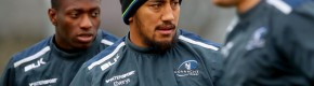 Bundee Aki banned for three games, ruled out of Connacht's Champions Cup play-off