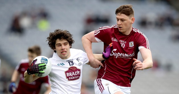 As it happened: Galway v Kildare, Allianz Football League Division 2 final