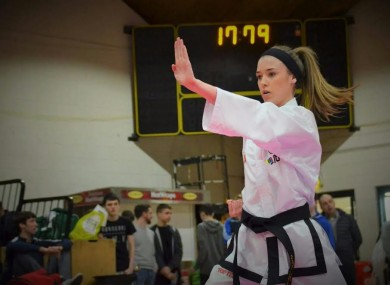Ellen Ince is set to represent Ireland in the European Championships this week.