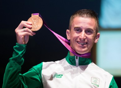 Heffernan has won World Championship gold and Olympic bronze in the 50km walk.