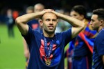 Mascherano scores first goal in 7 years as Barcelona crush Osasuna