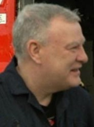 Paul Ormsby is still missing after Rescue 116 went down in March.