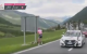 Giro leader Tom Dumoulin needed a 'toilet break' at the worst possible time today