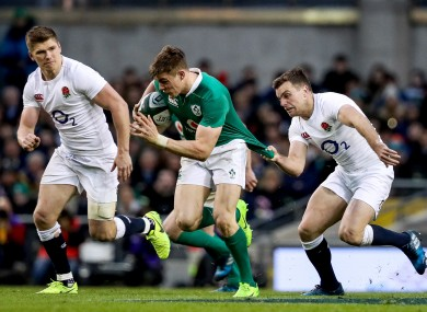 Ireland finish their 2018 campaign against England and begin their 2019 championship by hosting the old enemy.