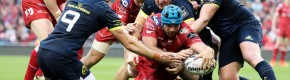 Munster utterly outclassed as sensational Scarlets earn Pro12 title in Dublin