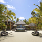 The Brando, in French Polynesia, is late actor Marlon Brando's eco-dream brought to life. The private island is run on 100% renewable energy sources, including solar power and coconut oil. Guests can join naturalist guides to explore Tetiaroa atoll, once the sacred retreat of Tahitian royalty, with giant coconut crabs and temples.<span class=