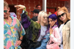 Saoirse Ronan proved that she's the ultimate festival hun at Glastonbury over the weekend... it's The Dredge