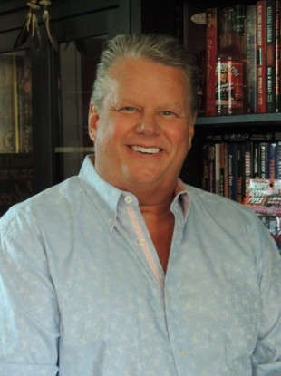 Bruce Prichard, a veteran of the professional wrestling business, hosts a podcast that gets almost half a million weekly listeners.