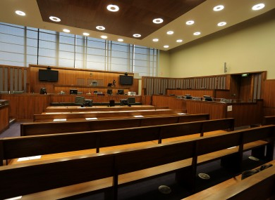 File photo. Criminal Courts of Justice