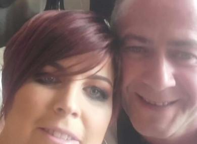 Karen and Ed Stewart.