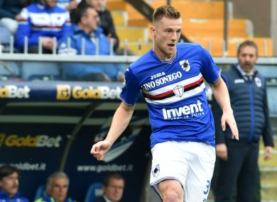 Milan Skriniar has joined Inter.