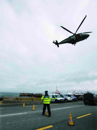 RTÉ's Prime Time revealed that concerns had been raised about the terrain warning system in 2013.
