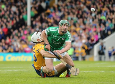 Limerick's Sean Finn and Clare's Aron Shanagher will face each other.