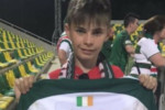 12-year-old Cork City fan rewarded for using confirmation money to get to Cyprus