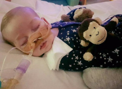 Charlie Gard died last Friday at a hospice in London