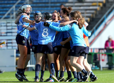 There's a camogie rising ongoing in Dublin at the minute.