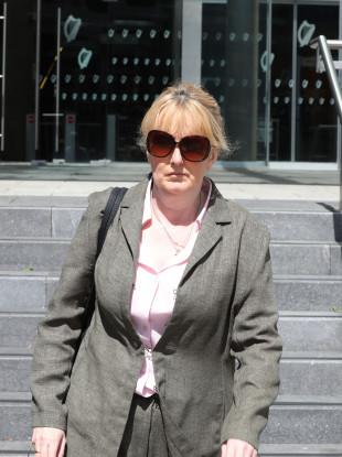 Garda Detective Eve Doherty.