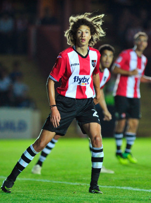 Ethan Ampadu joined Chelsea from Exeter City.