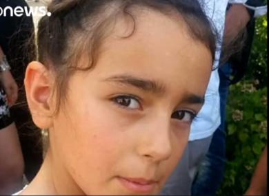 Nine-year-old Maelys de Araujo has been missing since Sunday.