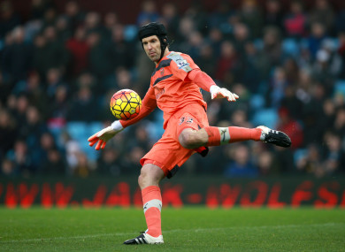 Petr Cech is embarking on his third season at the Emirates.