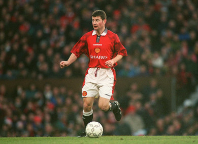 Former Ireland international Denis Irwin spent several seasons at Man United and was an integral part of the team that dominated English football in the mid-to-late nineties in particular.