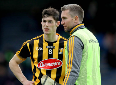 Brennan oversaw Kilkenny's run to the Leinster title and All-Ireland final this summer.