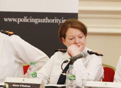 Garda Commissioner Noirin O Sullivan has come under increasing pressure over the breath-test scandal.
