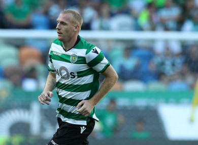 Jeremy Mathieu (file pic).