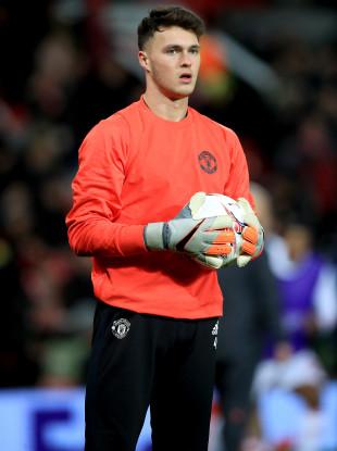 Mancunian O'Hara took part in pre-match preparations in the Europa League last season.