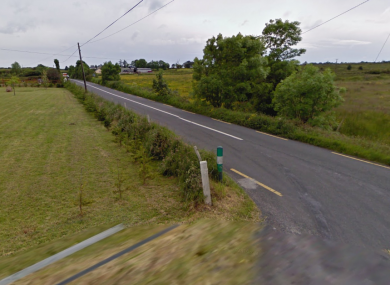 A stretch of the R293 in Roscommon.