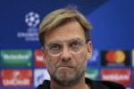 Klopp cuts a tetchy figure during peculiar pre-match press conference in Moscow