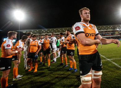 The Cheetahs now turn their attention to Munster and a trip to Limerick next week.