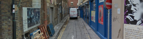 Gardaí investigating death of man believed to have been sleeping rough in Temple Bar
