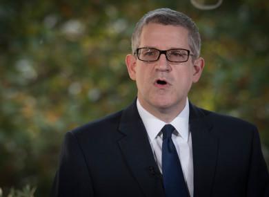 MI5 chief Andrew Parker