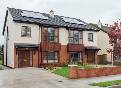 4 of a kind new builds under an hour from dublin for Must haves when building a new home