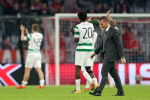 Celtic not on Bayern's level, says Rodgers following Munich mauling