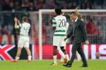 Celtic not on Bayern's level, says Rodgers following Munich mauling