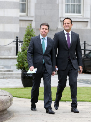 Minister Donohue and Taoiseach Varadkar will be along on Wednesday night at 8pm to explain their Budget decisions.